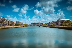 ville du Havre en Normandie