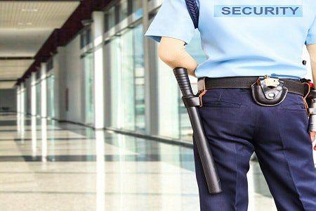 Service de sécurité