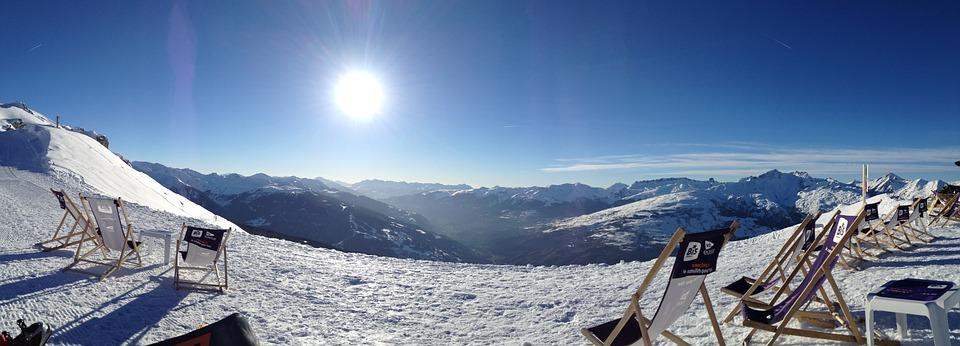 vacances a la montagne
