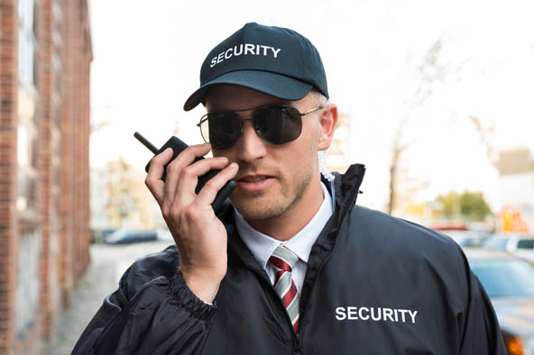 agent de sécurité