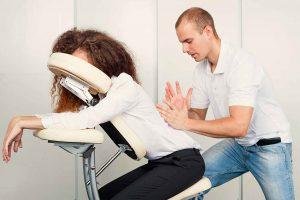 Le massage assis pour quelles raisons