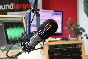 Une campagne publicitaire radio
