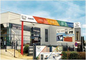 Faire appel à l'entreprise ROBANE pour la pose de fermetures : fenêtres, portails, portes de garage, portes d'entrée